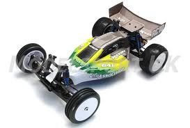 ASSOCIATED RC10B4 2.4GHZ BRUSHLESS