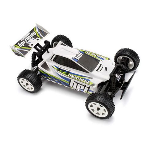 HPI RTR BRAMA 10B WITH EB-10 BUGGY BODY